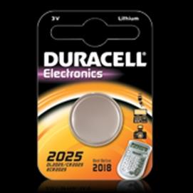 Bateria litowa CR2025 Duracell