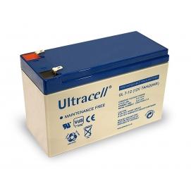 Akumulator ołowiowy 12 V, 7 Ah (UL7-12)
