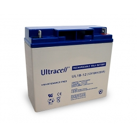 Akumulator ołowiowy 12 V, 18 Ah ()