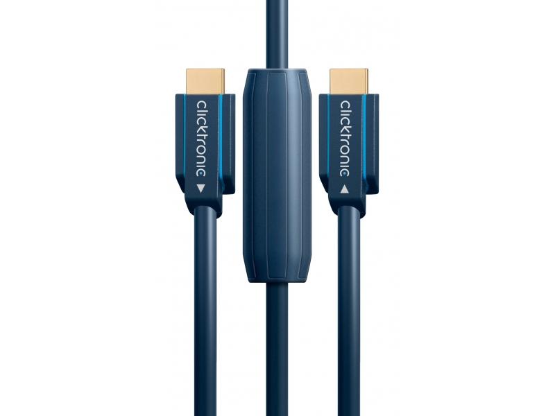 Kabel (aktywny) HDMI / HDMI 25m Clicktronic