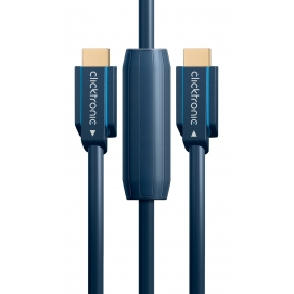 Kabel (aktywny) HDMI / HDMI 35m Clicktronic