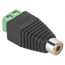 92c157c021d7fa Gniazdo RCA z szybkozłączem