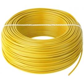 Przewód LgY 1x1 H05V-K żółty 100m