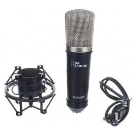 Studyjny mikrofon pojemnościowy the t.bone SC 450 USB