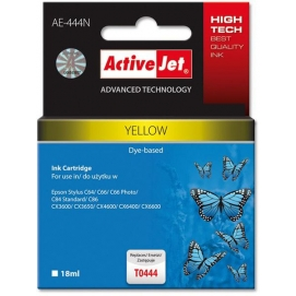 Tusz ActiveJet do EPSON T0444 yellow