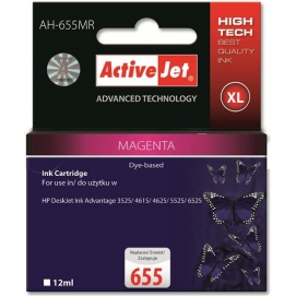 Tusz ActiveJet do HP 655 magenta