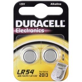 Bateria LR54/AG10 (V10GA) Duracell /2szt