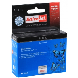 Tusz ActiveJet do EPSON T0801 black