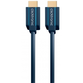 Kabel HDMI / HDMI 1,5m Clicktronic