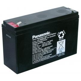 Akumulator ołowiowy 6 V, 12 Ah (LC-R0612P)