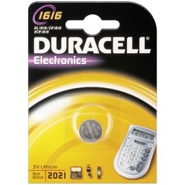 Bateria litowa CR1616 Duracell