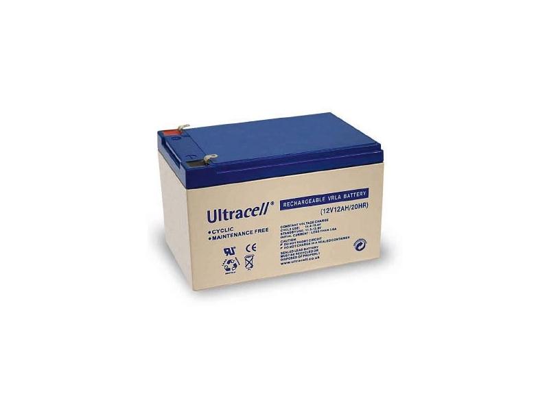 Akumulator ołowiowy 12 V, 12 Ah (UCG12-12)
