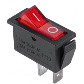 Przełącznik kołyskowy RS-101-3B