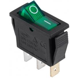 Złącze przełącznik IRS-101-1B zielony