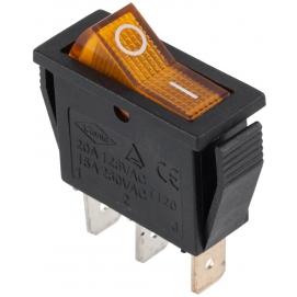 Złącze przełącznik IRS-101-1B żółty