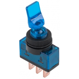 Złącze przełącznik ASW-14D niebieski