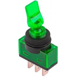 Złącze przełącznik ASW-14D zielony