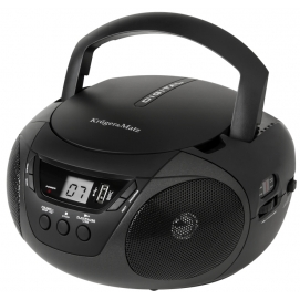 Boombox Kruger&Matz z CD, USB model KM6101
