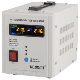 Automatyczny stabilizator napięcia KEMOT SER-1000