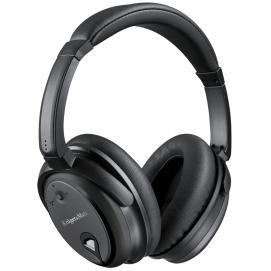 Przewodowe słuchawki nauszne z aktywna redukcją hałasu Kruger&Matz F6A