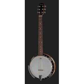 Banjo 6-strunowe Harley Benton HBJ-26