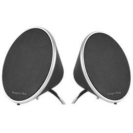 Przenośny głośnik Bluetooth Kruger&Matz Soul Stereo czarny