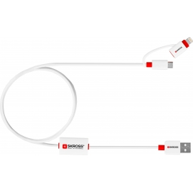 Kabel z alarmem BUZZ 2in1 Charge'n Sync