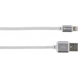 Kabel Charge'n Sync Lightning Connector – Steel Line