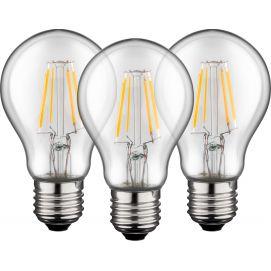 3x żarówka LED filament, 4 W