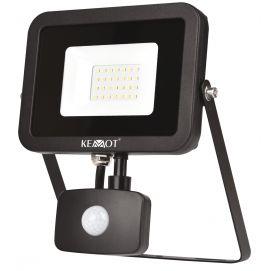 Reflektor LED 20W z sensorem zmierzchu i ruchu (28 SMD 2835)