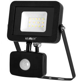 Reflektor LED 10W z sensorem ruchu i zmierzchu (14 SMD 2835)