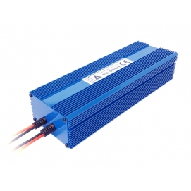 Przetwornica napięcia 10-20 VDC / 48 VDC PU-500H 48V 500W Wodoszczelna - pełna izolacja IP67