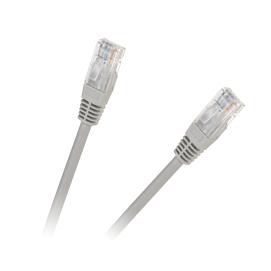 Patchcord kabel UTP 8c wtyk-wtyk 3m CCA