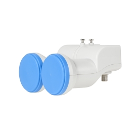 Konwerter dual single LNB Cabletech 0.5dB gold