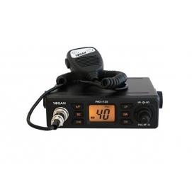 Radio CB YOSAN PRO-120 AM/FM RF-GAIN