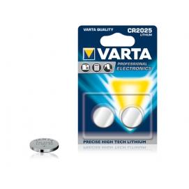 Bateria VARTA CR2025 2szt./bl.