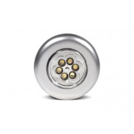 Lampa LEDx6 samoprzylepna MCE27