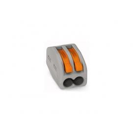 Złączka uniwersalna 2 x 4 mm 222-412 WAGO