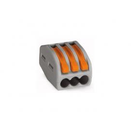 Złączka uniwersalna 3 x 4 mm 222-413 WAGO
