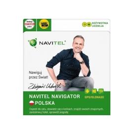 Nawigacja Navitel z Mapą Polski dla urządzeń mobilnych