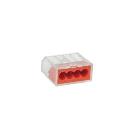 Złączka uniwersalna 4 x (0.75-2.5mm) PCT28104