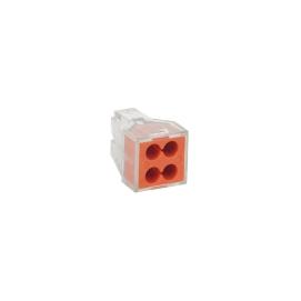Złączka uniwersalna 4 x (0.75-2.5mm) PCT18104