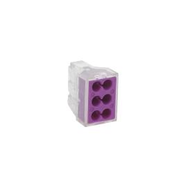 Złączka uniwersalna 6 x (0.75-2.5mm) PCT18106