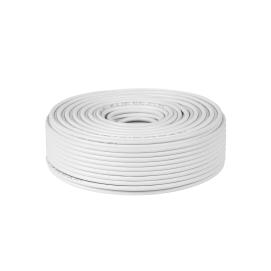 Kabel koncentryczny RG-6U CU 1.02/96x0.12