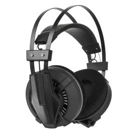 Przewodowe słuchawki nauszne dla graczy Kruger&Matz model Zone Pro