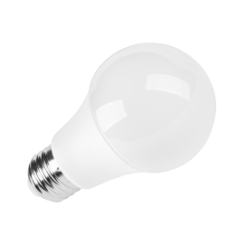 Lampa LED A60 9W, E27, 3000K, 230V