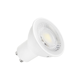 Lampa LED 6W GU10, 6000K, 230V