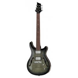 Gitara elektryczna Harley Benton CST-24HB Charcoal Flame