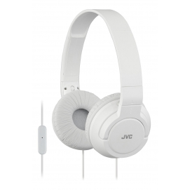 JVC HAS-R185WE Słuchawki nauszne z mikrofonem