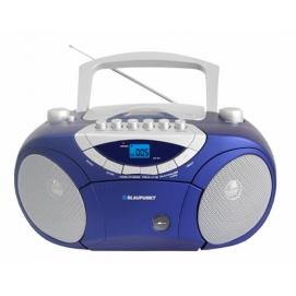 BOOMBOX BLAUPUNKT BB15 BL AM-FM CD, MP3, USB, AUX, niebieski.